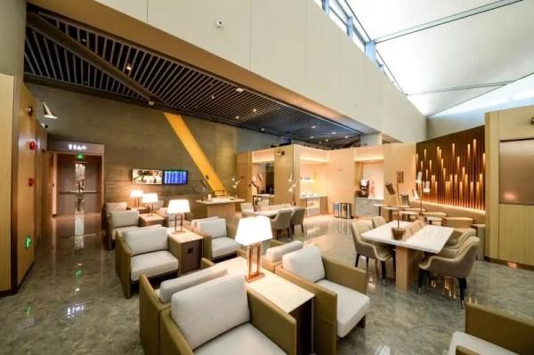 虹桥机场贵宾室9.9元两小时,畅吃畅喝,不是VIP也能进