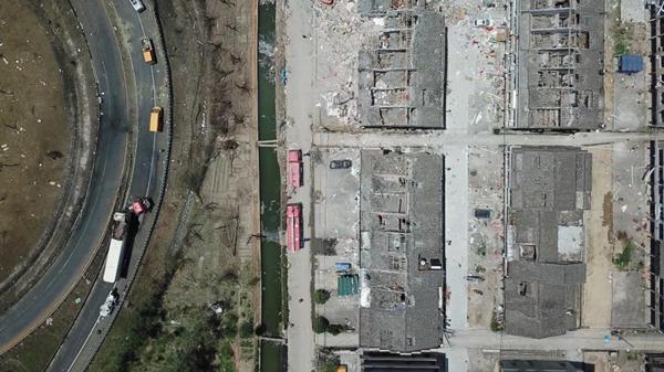视频 | 航拍温岭槽罐车爆炸事故现场 搜救仍在继续