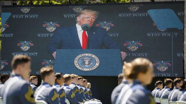 特朗普撂挑子,美国不当世界警察了?!问题是,你信吗?
