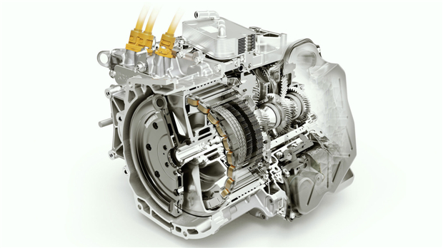 创新变速器技术发展助力大众汽车驶向未来