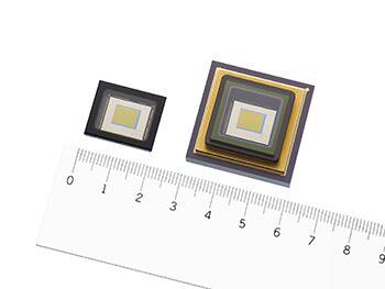 索尼发布工业设备用SWIR图像传感器,采用业界最小*1的5微米像素尺寸,在可见光和不可见光光谱中均可捕捉影像