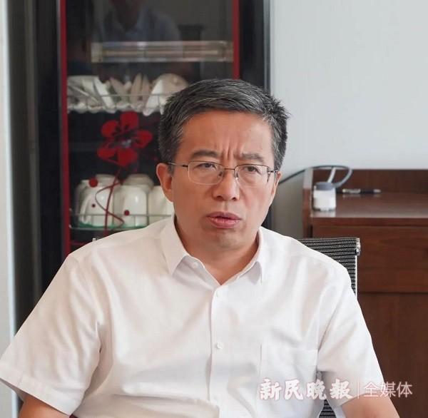 """上海援疆前方指挥部召开""""十四五""""规划座谈会"""