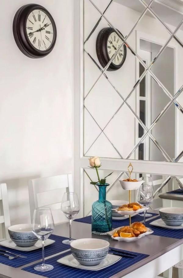 126平的美式风四房,典雅与现代融合,看起来好舒服