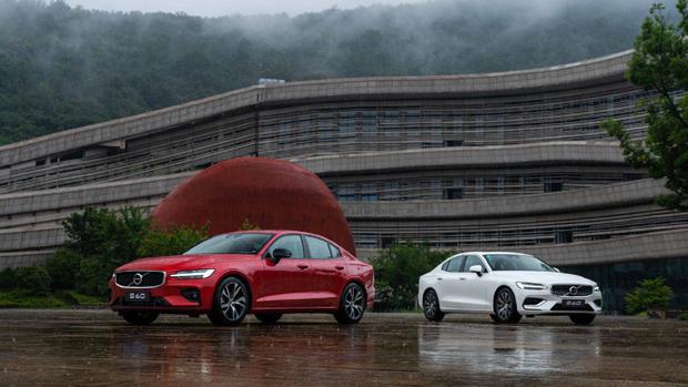 除了豪华、安全,它还能和你聊聊驾驶乐趣 试驾沃尔沃全新S60