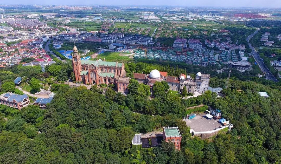 """上海竟有12座山,这些""""隐秘的角落"""",你去过几个?"""