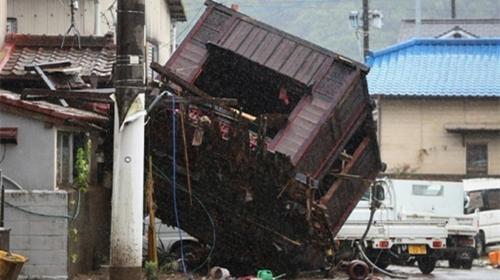 日本熊本县暴雨已致22人死亡 救灾新部门紧急成立