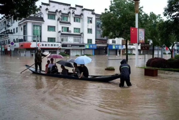 高考来了!有考生坐船去考试!上海作文题最新出炉