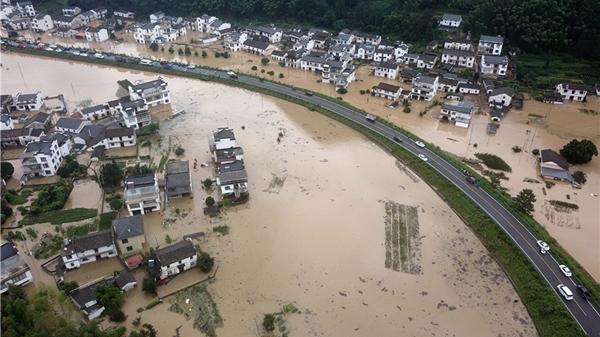 湖北安徽两省严重洪涝 国家Ⅳ级救灾应急响应启动