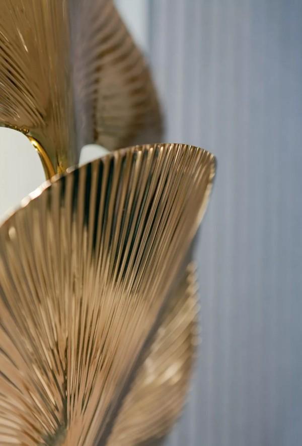 96㎡蒂芙尼蓝中式住宅,时尚与美学的惊鸿一瞥!
