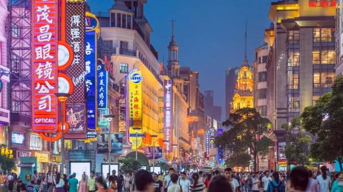 9月开放!南京路步行街延伸啦!从人民广场一路逛逛逛到外滩!