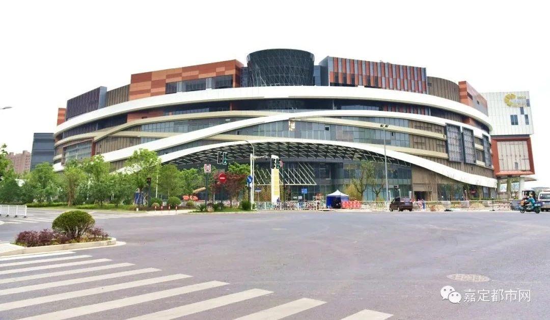 340000㎡!上海单体量最大的购物中心来了!超多网红品牌入驻!独家内外景曝光!