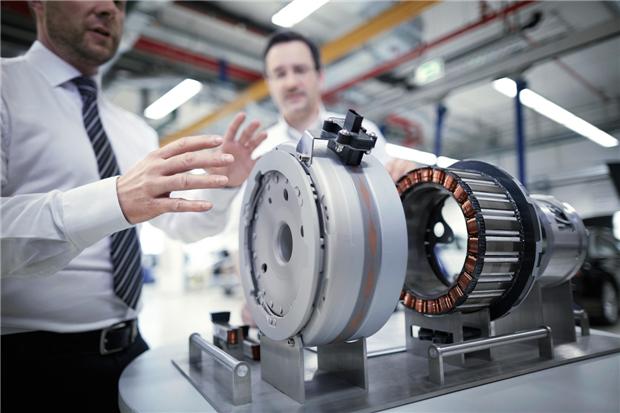 奥迪电驱技术专利申请数量位列德国第一