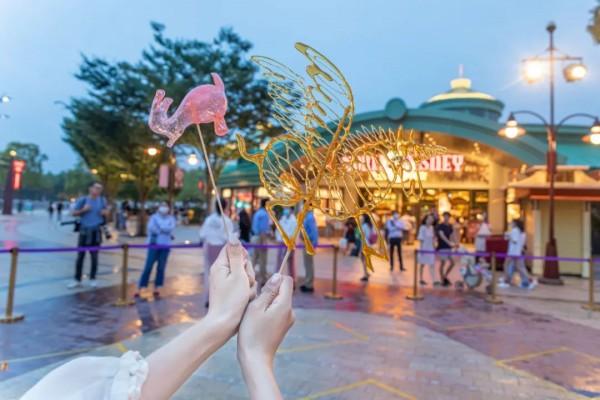 魔都首次!免费又好逛的迪士尼小镇开夜市啦!限时2个月~