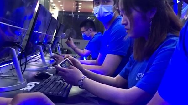 视频   5G助力,小伙伴可以去上海这家电竞营业厅自组赛事啦!