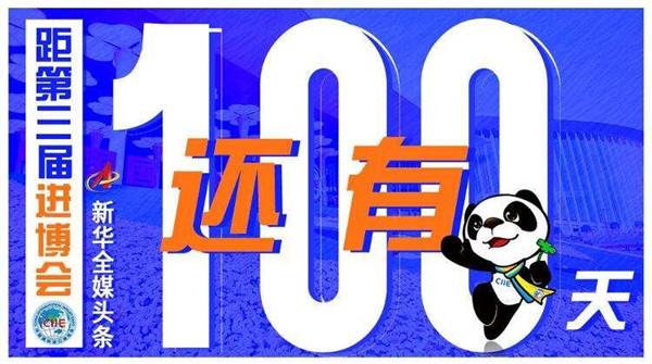"""第三届进博会倒计时100天:不一般的展会,""""双循环""""的窗口"""