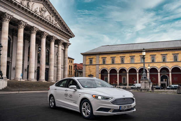 Mobileye在德国启动自动驾驶汽车路测