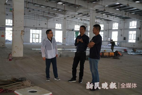上海援疆莎车分指挥部通过产业促就业、助脱贫
