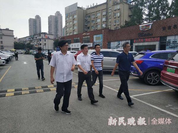 上海援疆叶城分指挥部一行赴安吉汽车实地调研