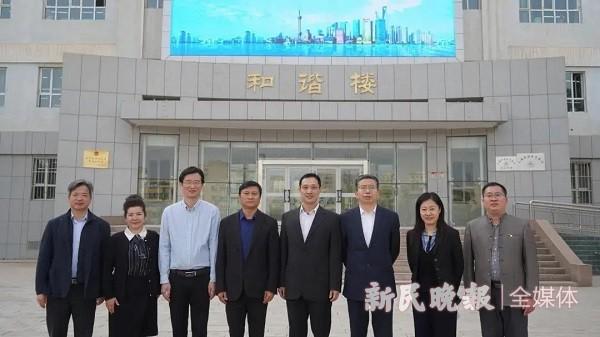 教育援疆结硕果玉兰馨香沁边城--借助上海教育援疆力量,喀什第六中学办学质量显著提升