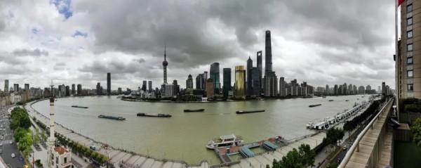 """上海人,下班早点回家!""""黑格比""""逼近,暴雨和7级大风马上就到!"""