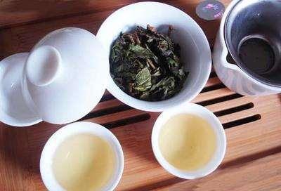 晨读   夏日,一杯正岩水仙茶