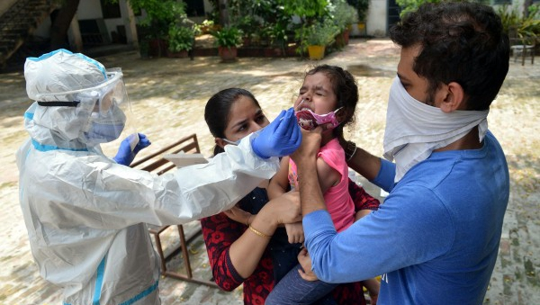 世卫组织:美洲地区新冠肺炎确诊病例超1000万