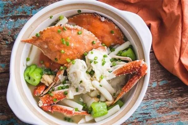 上海人最爱的东海梭子蟹大量上市啦!又便宜又好吃!