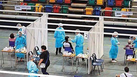 香港开始社区普检,能否成为疫情拐点