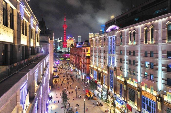 南京路步行街延伸段正式开街!一大波新店亮瞎我的眼!