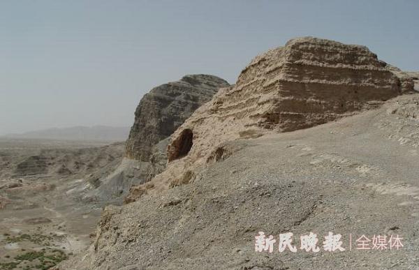 巴楚古烽燧遗址:古代最快捷有效的军事信息传递方式