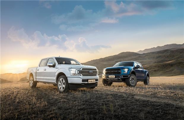 福特全球首款先锋纯电SUV即将中国首秀