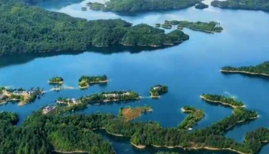 走遍中国(三十五):太平湖,镶嵌在黄山与九华山之间的一颗明珠!