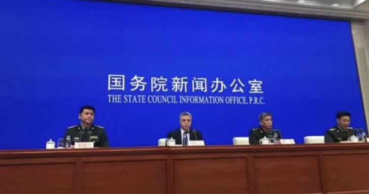 """国防部""""上新"""",谈中美、台湾、后浪这三大问题有何新意?"""