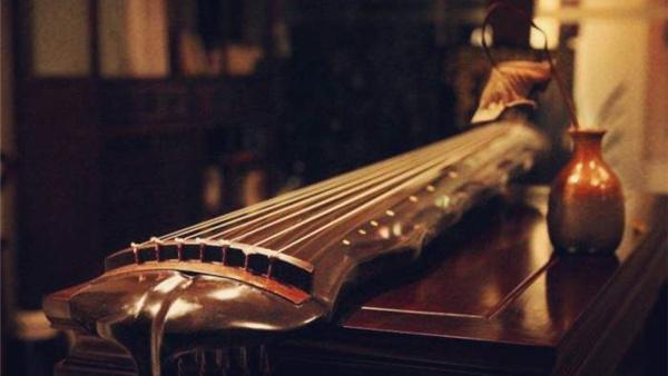 晨读 弹给自己听的古琴