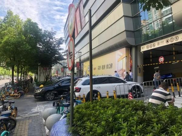 上海哪个停车场曾是你的噩梦?新世界、日月光、大融城都上榜!