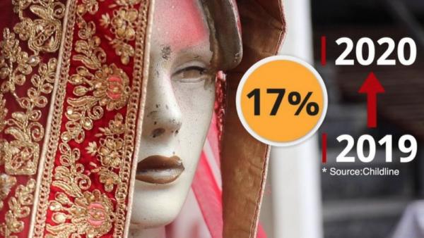 童婚、童工、性虐待……印度儿童成了新冠疫情期间最惨烈的牺牲品