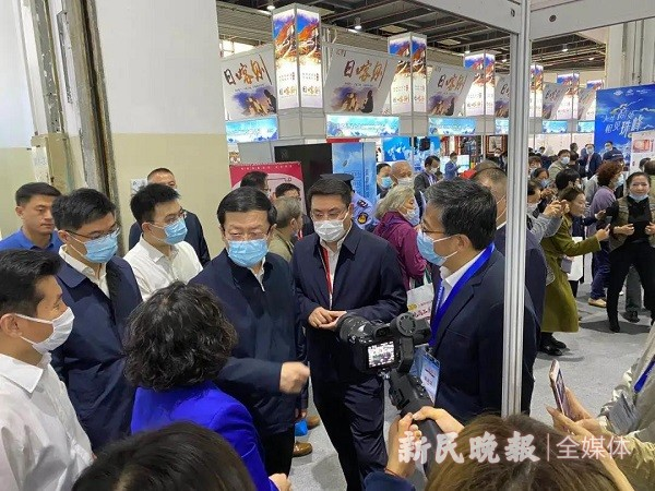 聚焦精准扶贫 丰富上海购物——喀什地区参加上海市2020年对口帮扶地区特色商品展销会