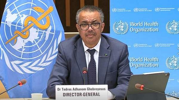 世卫组织:184个国家和地区加入新冠肺炎疫苗实施计划