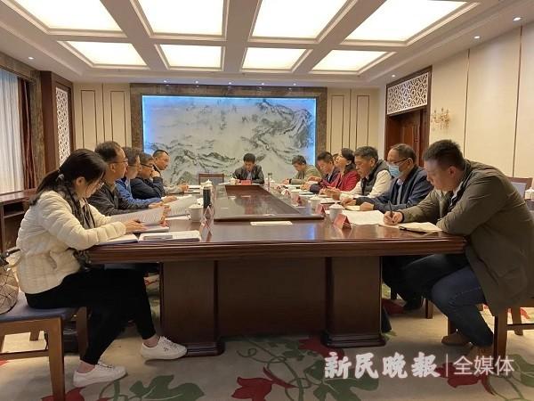 上海广播电视台赴喀什考察交流