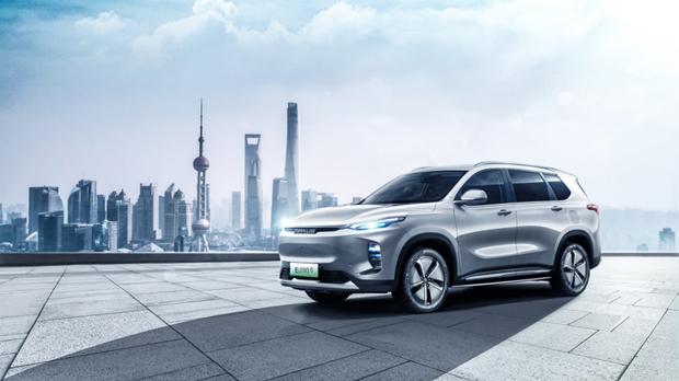 上海限行新政出炉 上汽大通EUNIQ系列重磅优惠