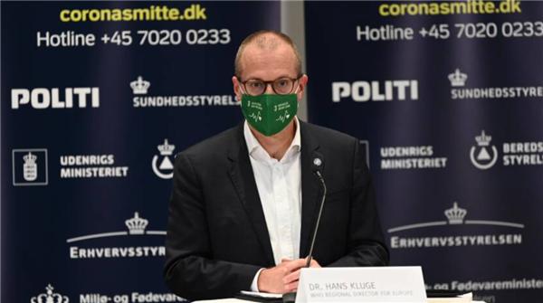 世卫组织欧洲办事处主任赞同丹麦处理水貂:小心谨慎总比后悔好