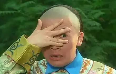 """微信6个新表情刷屏!灵感竟是""""五阿哥""""?我裂开了!上海话全套解读!"""