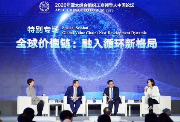 柳青:立足民生去创新 为新发展格局贡献力量