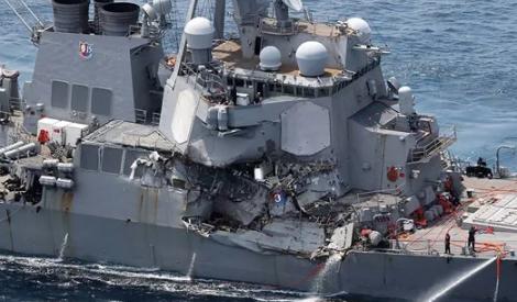 """为扼住""""中国咽喉"""",美欲重组第一舰队,澳大利亚果然表现出浓厚兴趣"""