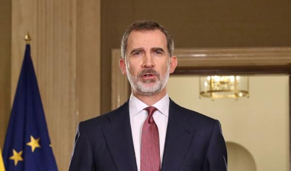 西班牙国王费利佩六世因接触乐动体育官网患者被隔离