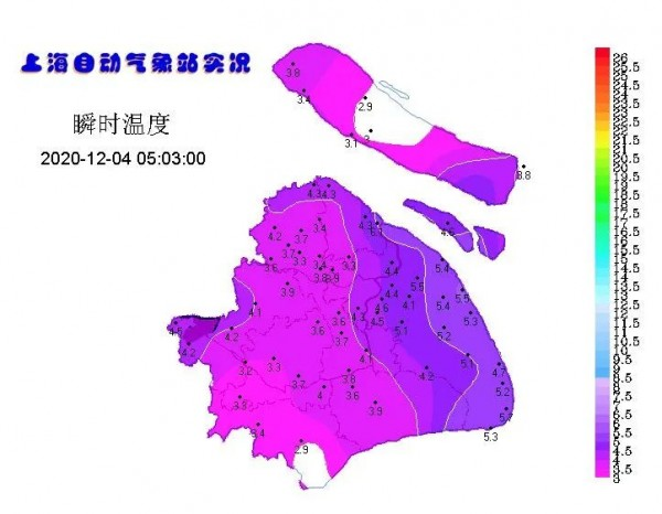 申城今天入秋以来最冷一天 双休日晴好升温