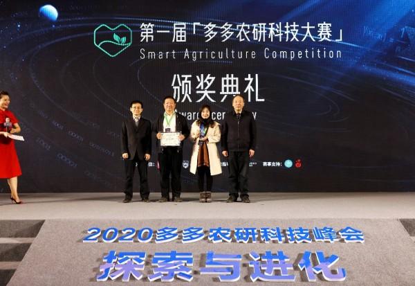 """大山里的""""硬科技"""":云南团队获得首届AI草莓种植大赛亚军"""
