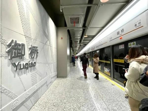 """最新!上海轨交""""换乘王""""18号线即将通车!转11号线只要2分钟!"""