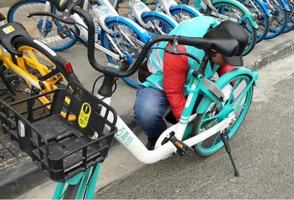 保障用户骑行安全 青桔单车在行动