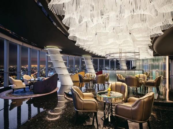 世界第一!魔都632米高空酒店来了,超多绝美实景图~睡云里是啥感觉?